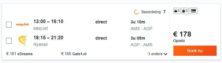 goedkope vliegtickets zoeken en vergelijken die je direct kan boeken