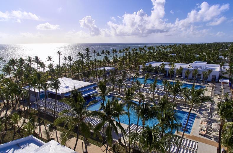 Hotel Riu Bambu aan het strand