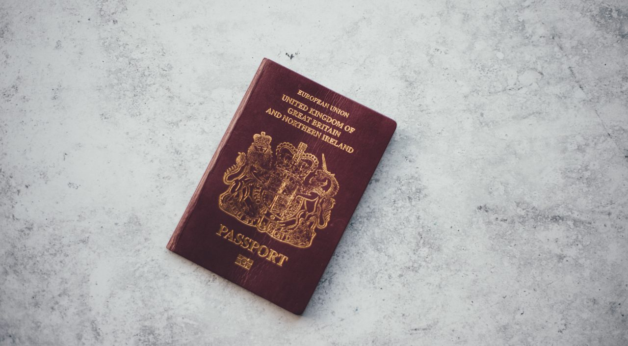 paspoort afgeven