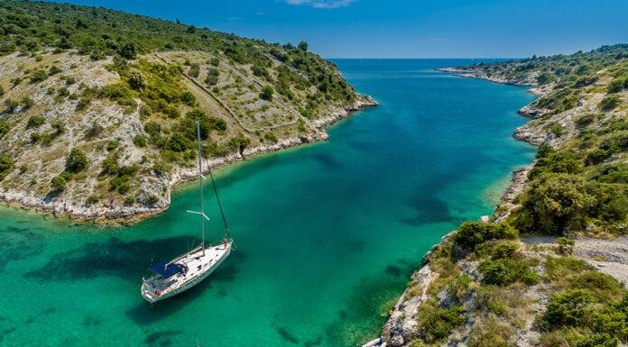 eilanden van kroatie