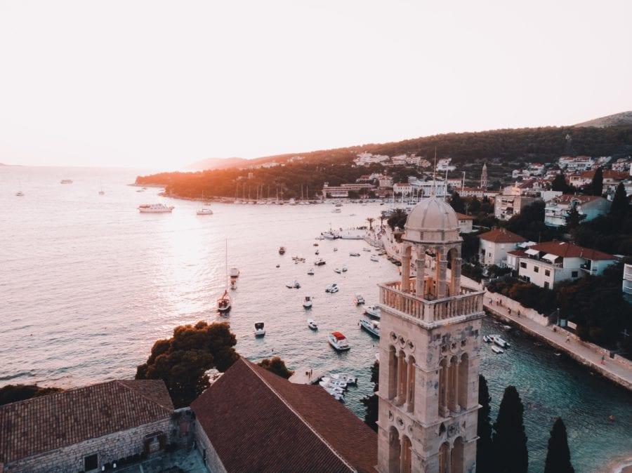 Eilanden van Kroatië