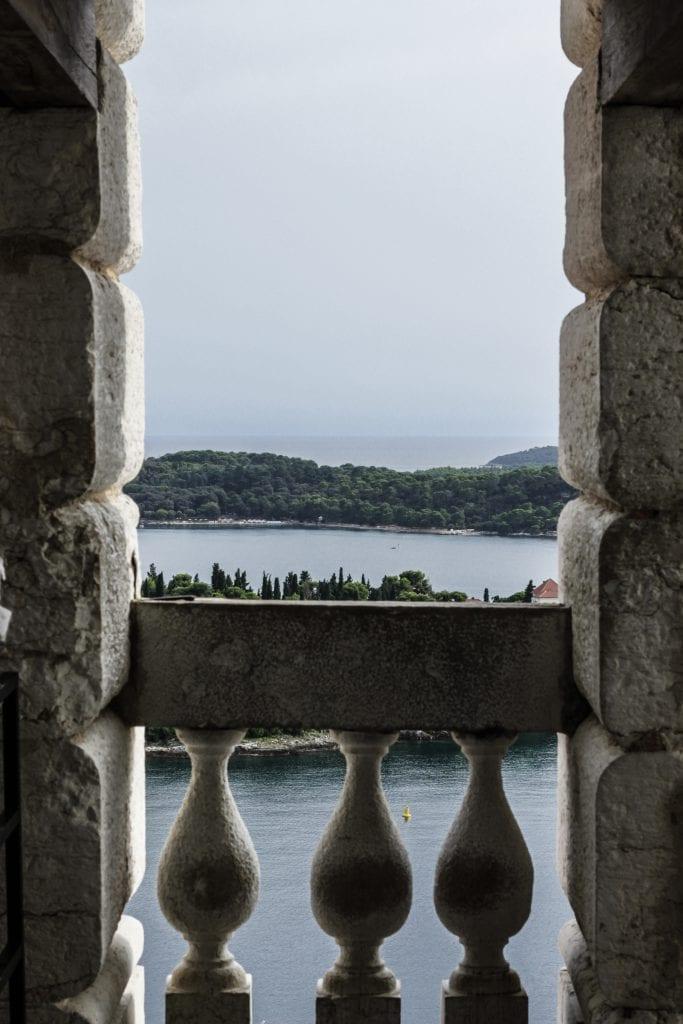 kustgebieden in Kroatië