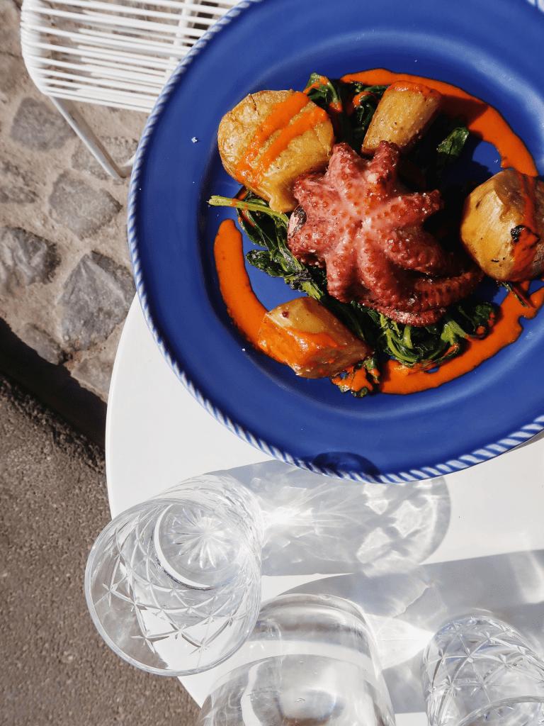 Dineren in Lissabon