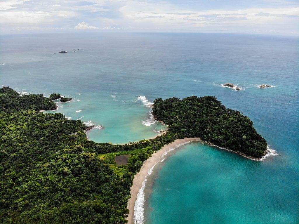 roadtrips door Costa Rica
