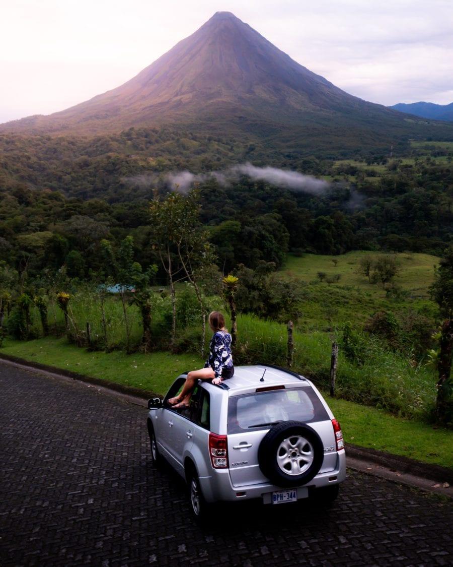 Natuurparken in Costa Rica
