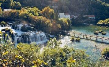 natuurparken in Kroatië