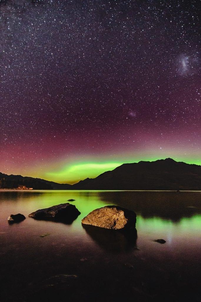 Steden in Nieuw-Zeeland