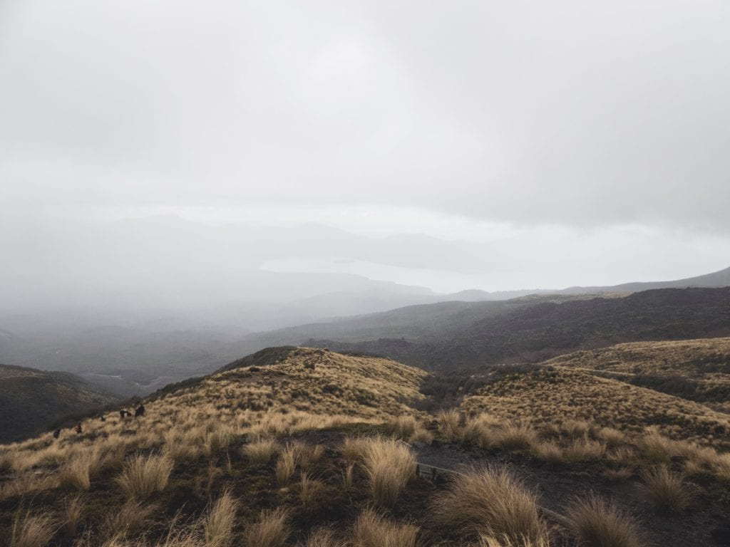Routes door Nieuw-Zeeland