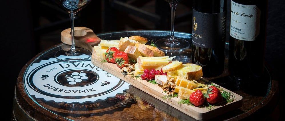 Eten bij D Vino in Dubrovnik