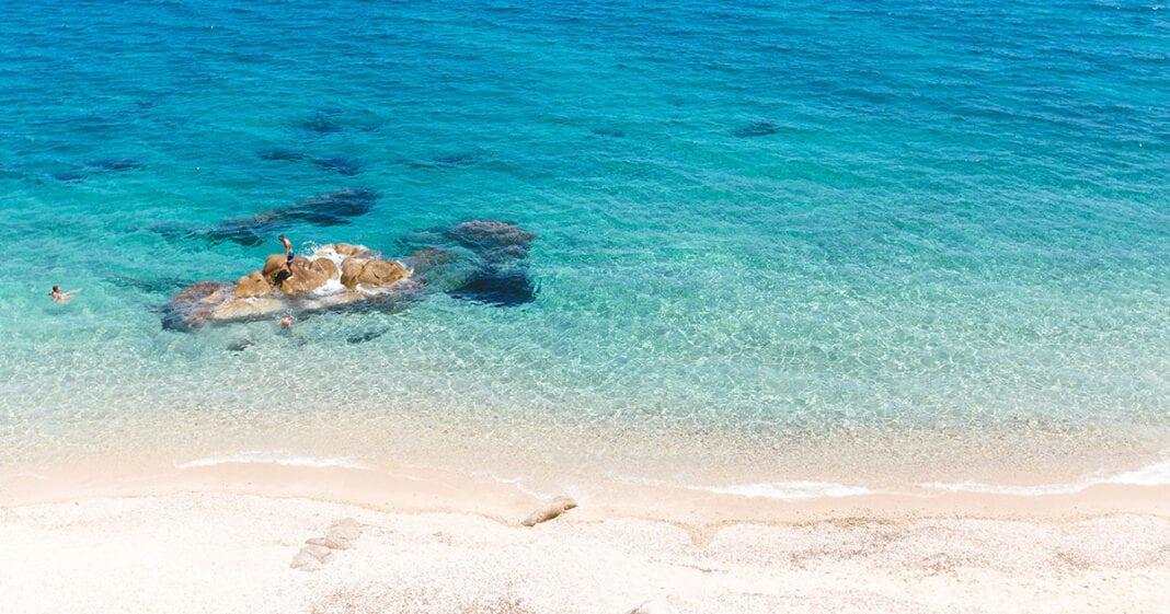 eilanden in de Middellandse zee