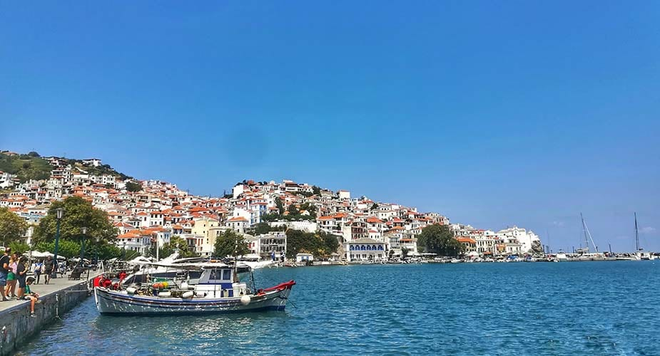 skopelos griekenland