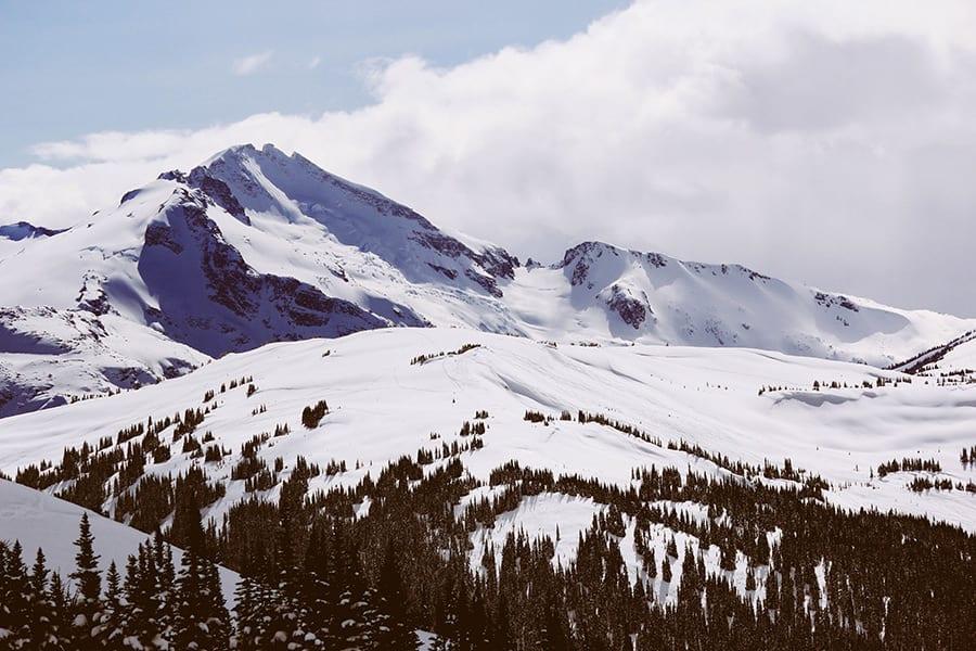 Whistler skiresort, één must visit
