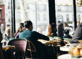 lunchen in parijs