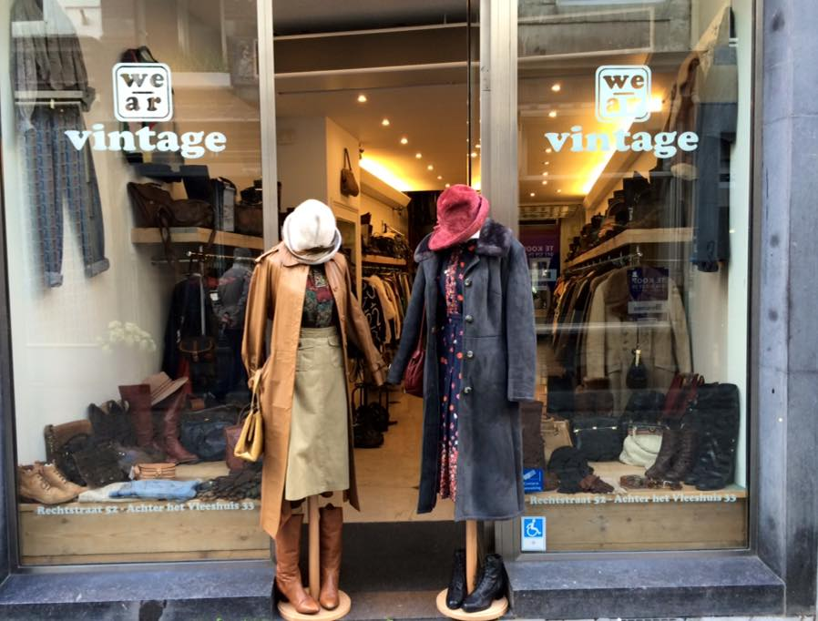 Vintage shoppen Maatricht