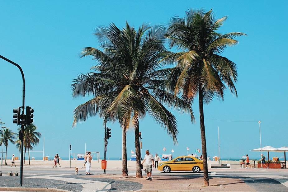 copabana beach rio