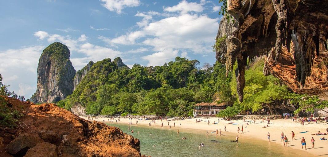 reisroutes in thailand