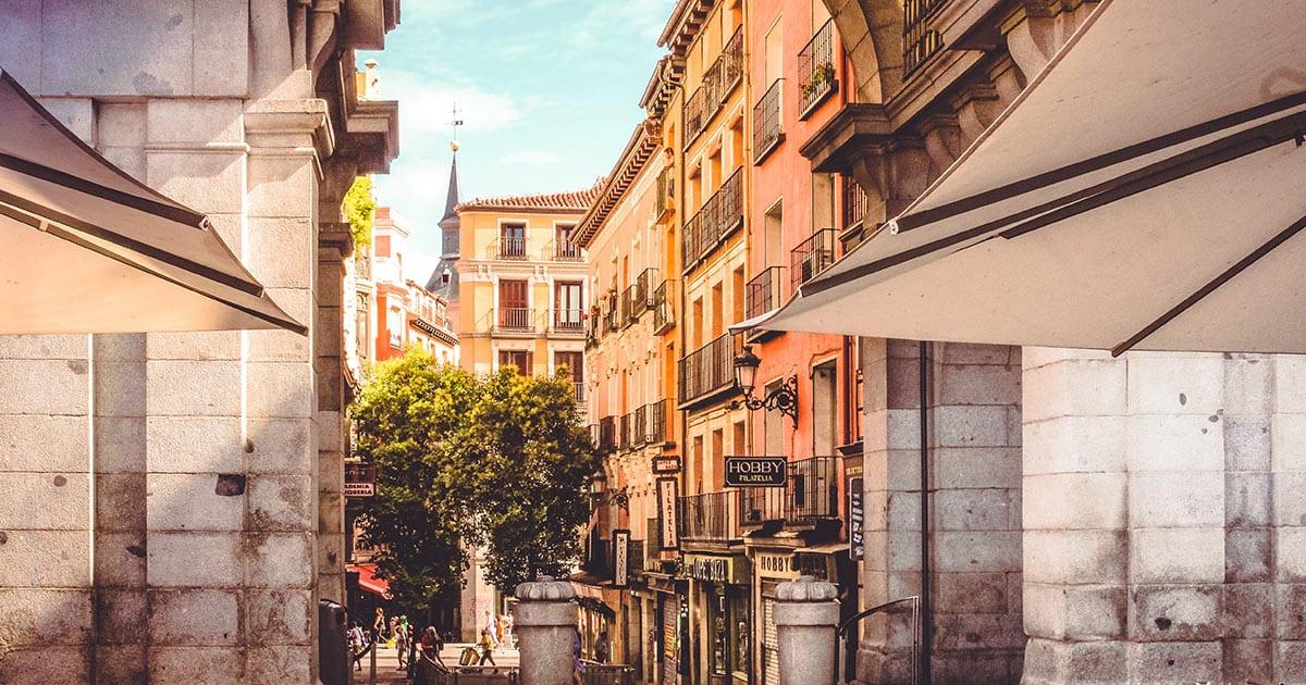 tips voor madrid stedentrip europa