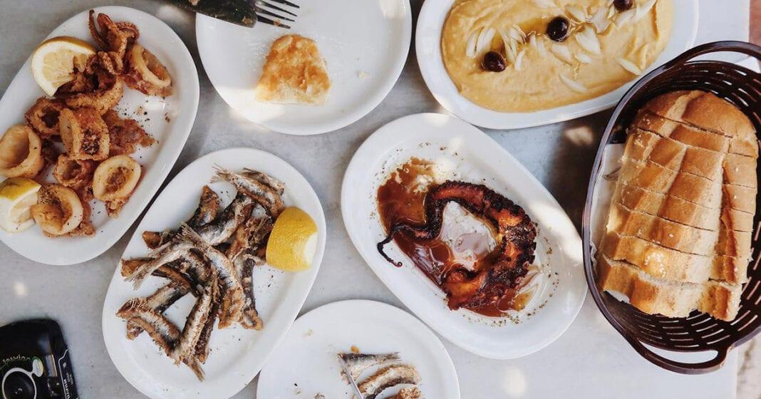 toppers uit de griekse keuken