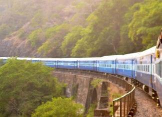 treinreizen door zuid india