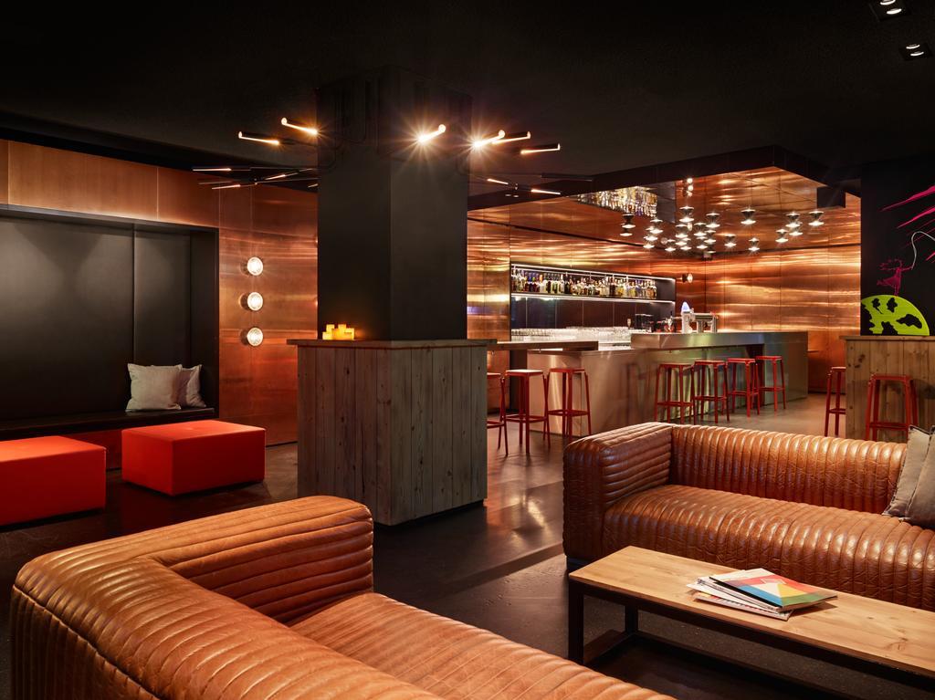 Restaurant en bar in Generator Mitte