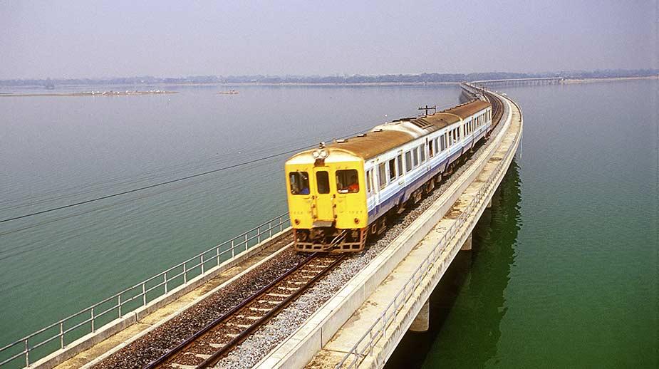 Tip voor je vakantie naar Thailand, maak een reis per trein
