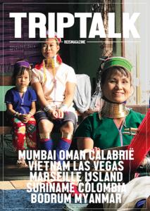 TripTalk Magazine Cover