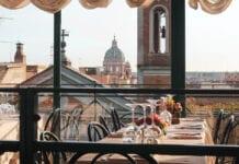 dineren in rome