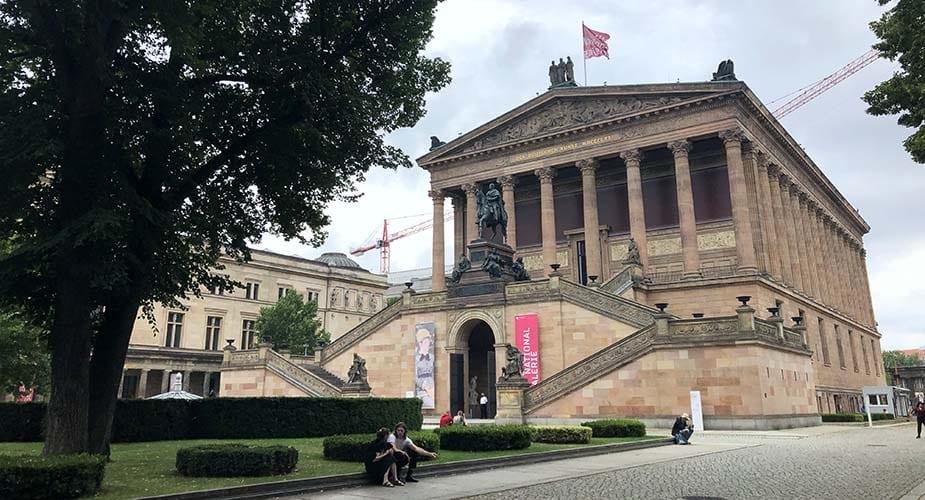 museuminsel berlijn