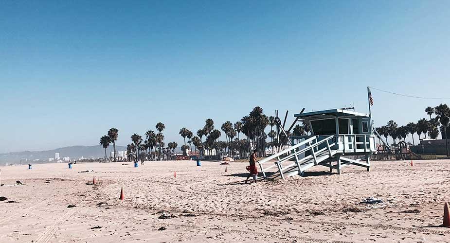strand venice beach los angeles