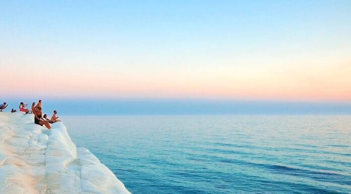Stranden Italië