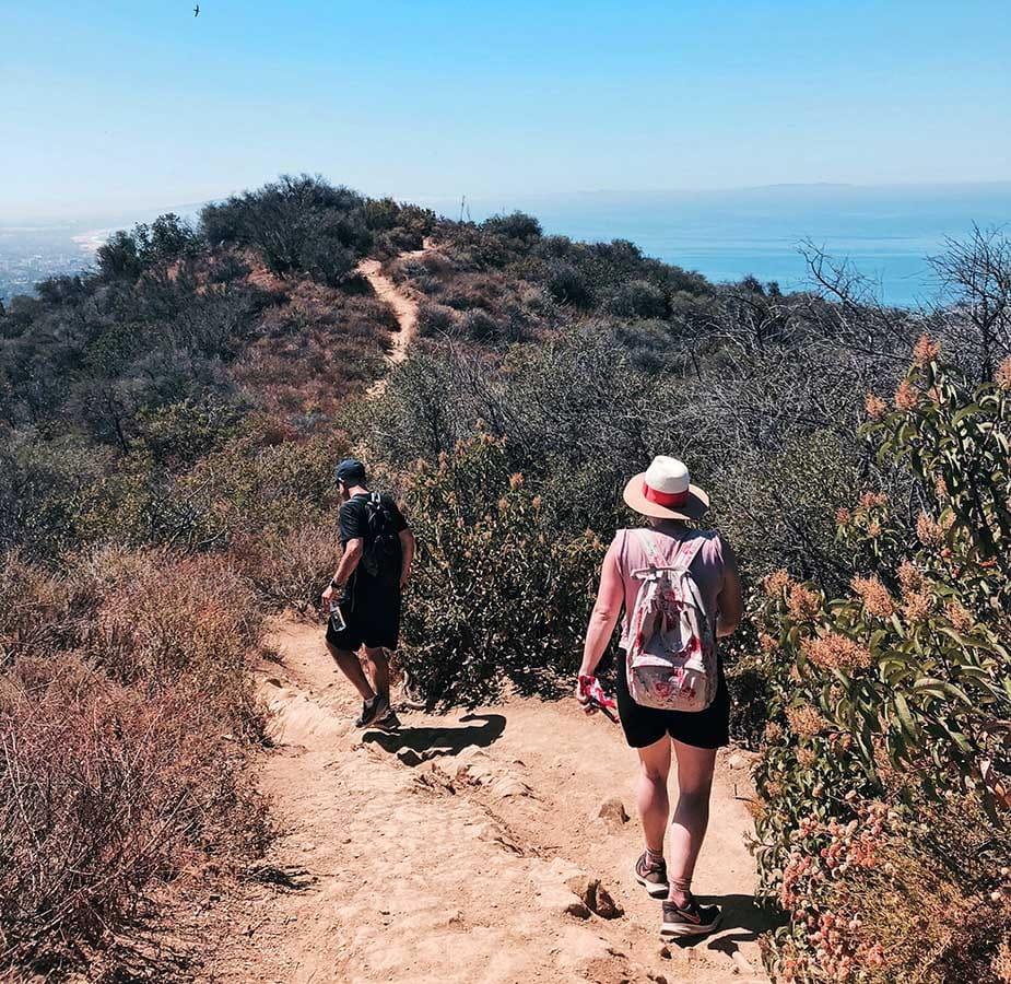 hiken is Los Angeles