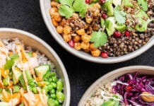 vegan lunch berlijn