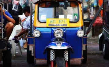 veilig reizen in thailand