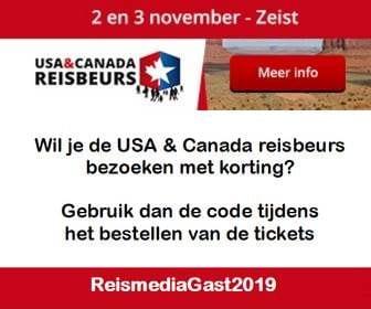 USA Canada reisbeurs