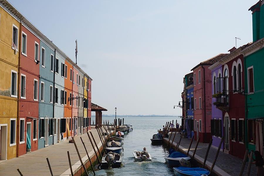 local tours in Venetië