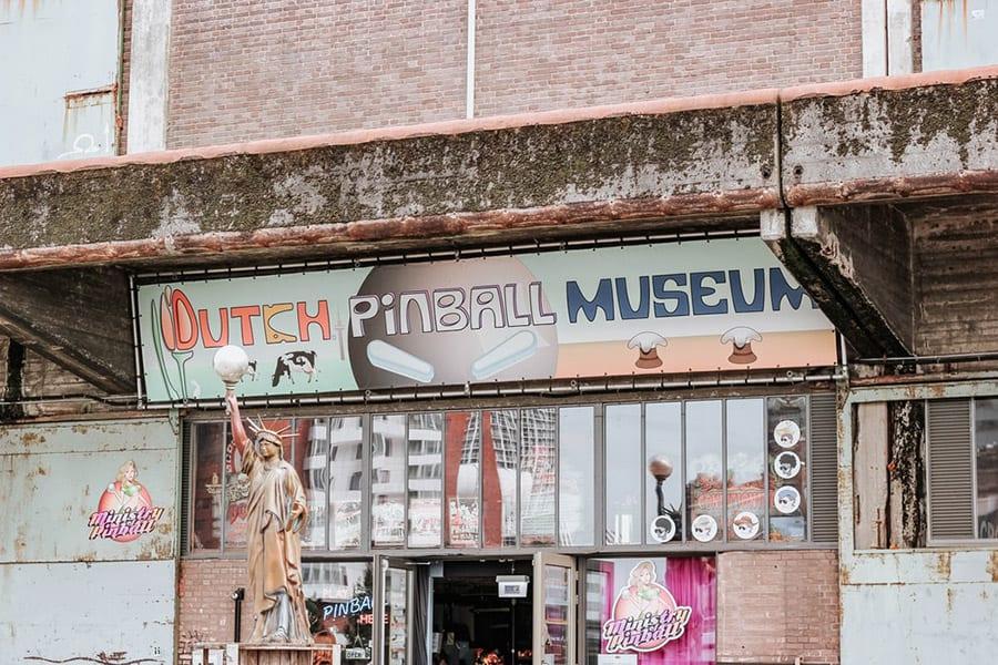 musea in rotterdam, dutch pinball museum