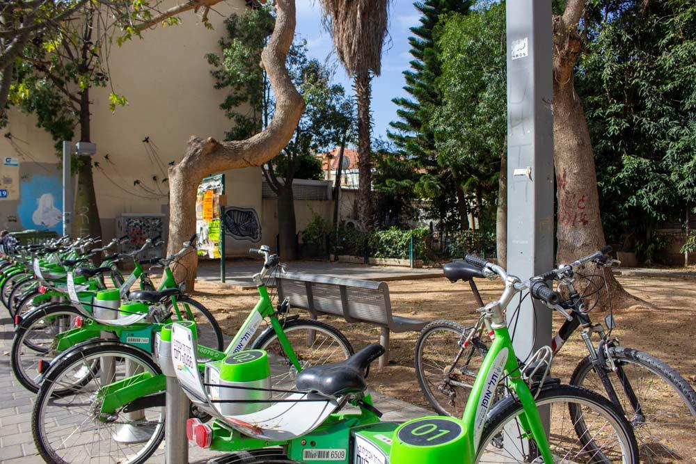 fietsen-huren-tel-aviv