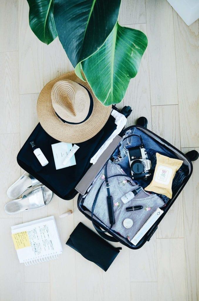 Handige tips voor het inpakken van je koffer