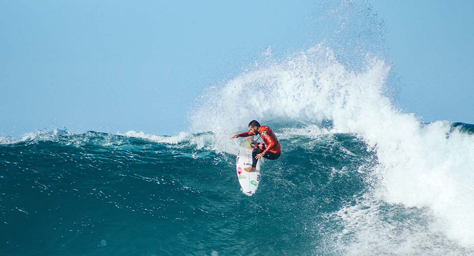 Jeffreysbaai surfen
