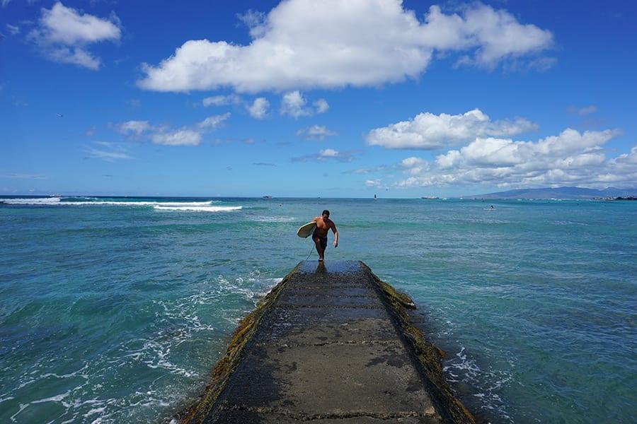 beste surfspots wereldwijd