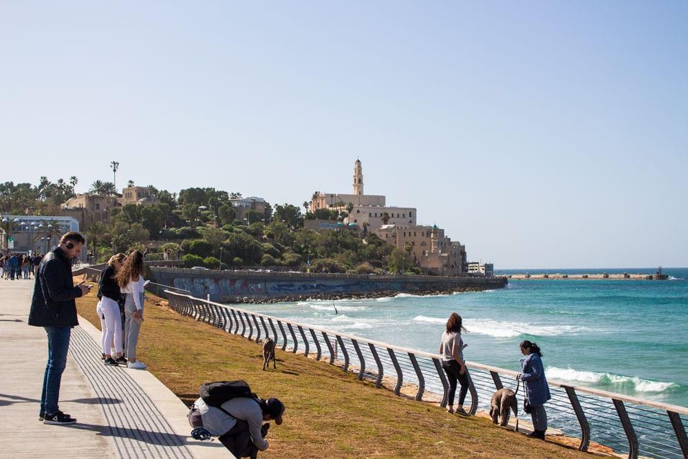 tel-aviv-alma-beach Alma beach in Tel Aviv