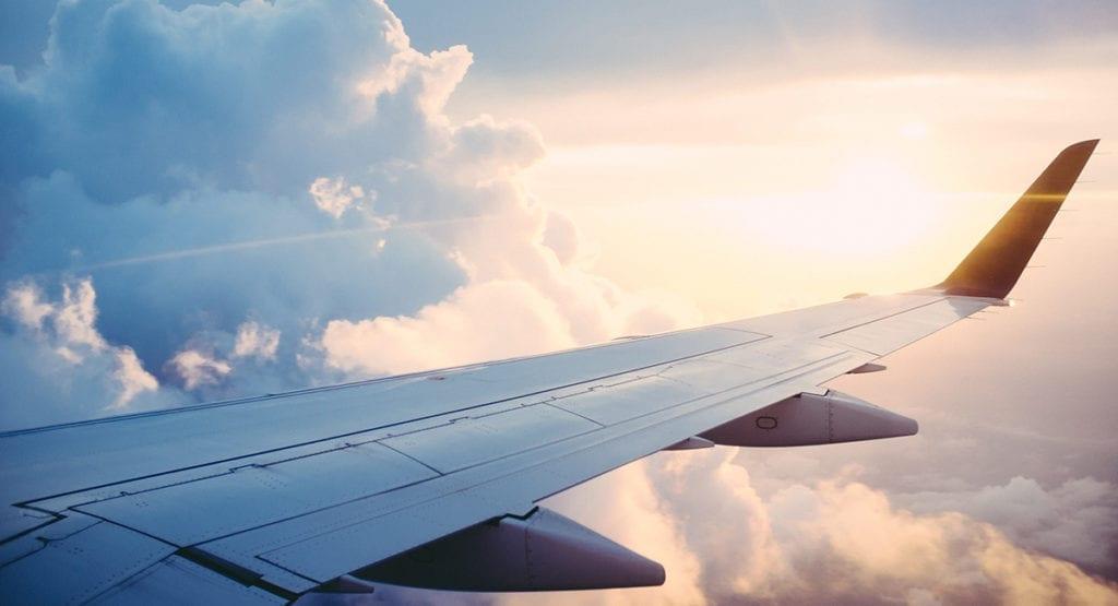 Vliegtuig travelhacks reisleven