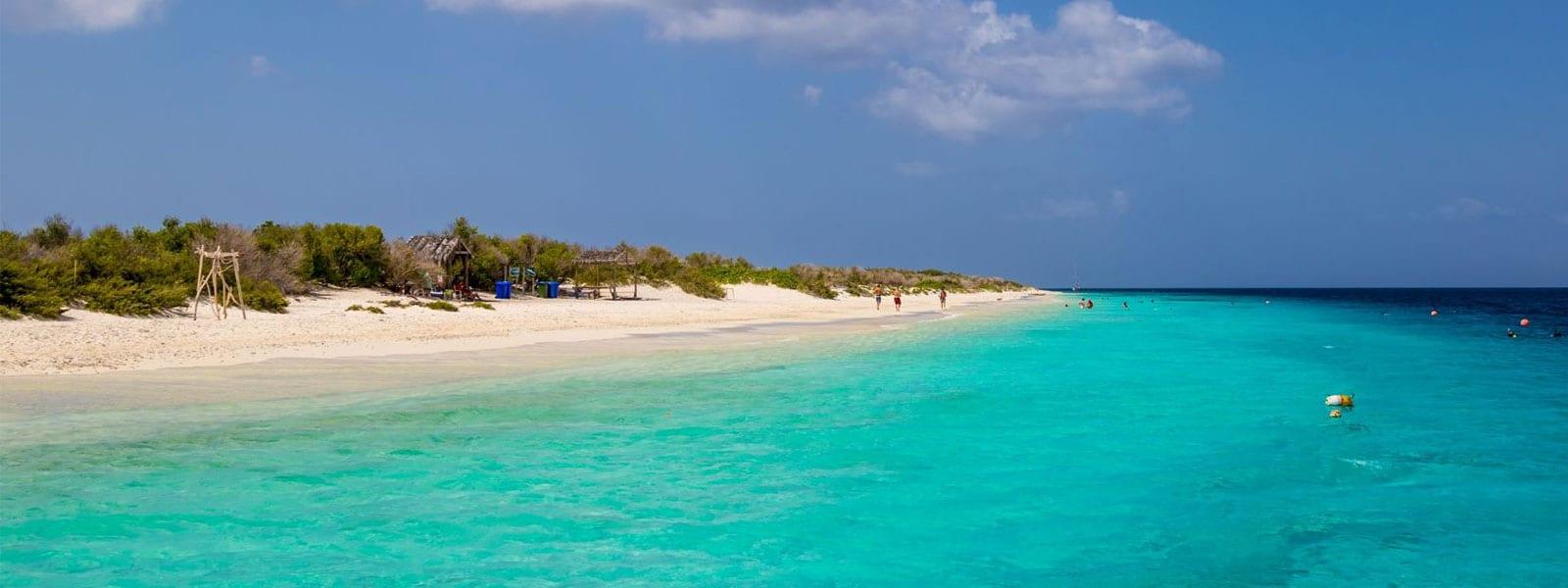 Tip Bonaire, relaxen op dit strand, No Name Beach strand op Klein Bonaire