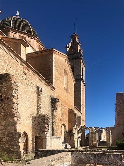 Leuk om te zien tijdens een dagtrip buiten ValenciaReal Monasterio de Santa Maria de Valldigna