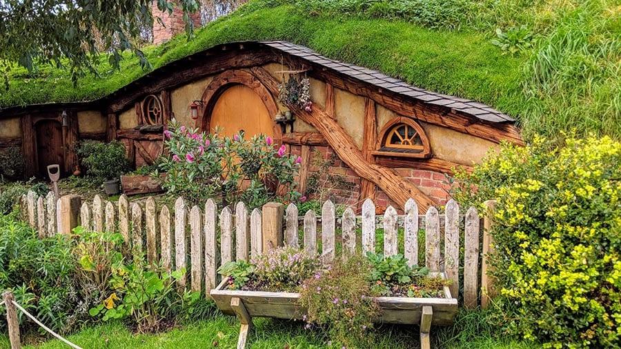 Hobbiton, bijzondere filmlocaties