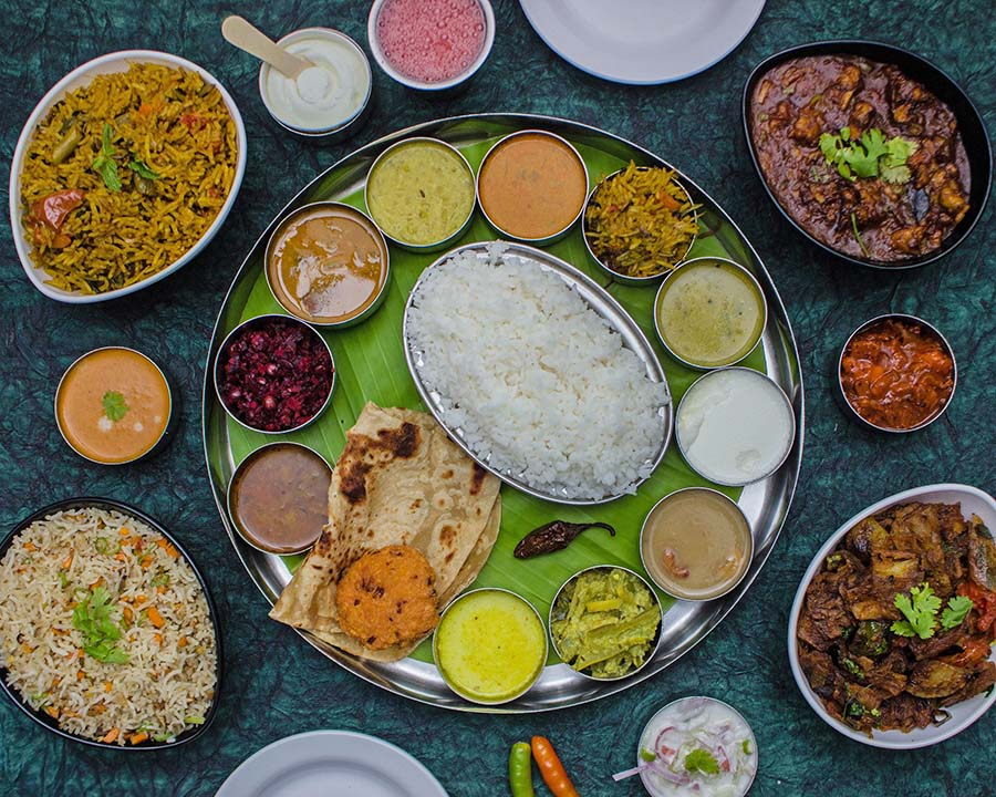 vegetarisch eten in Dubai