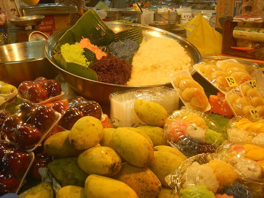 Mango's op markt Thailand