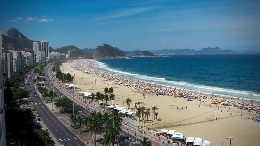 Steden in Brazilië