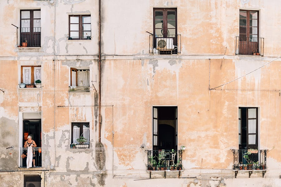 Cagliari sfeer