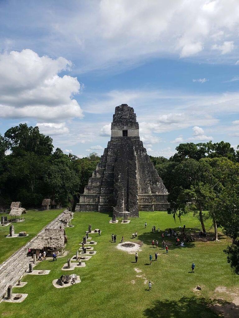 Tikal, bijzondere filmlocaties